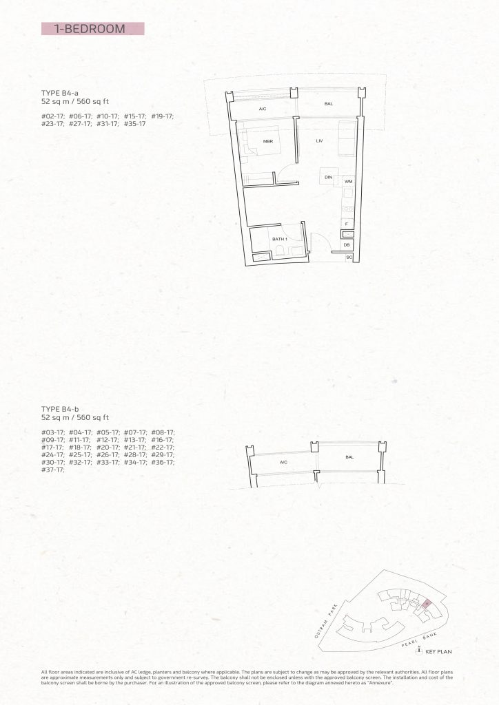 one-pearl-bank-B4-floor-plan
